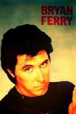 Bryan Ferry Posters