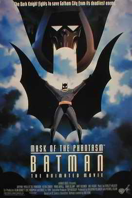 Mask of the Phantasm Posters