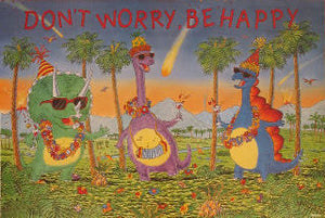 Don't Worry Be Happy Posters