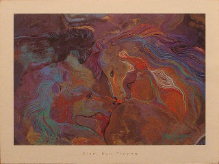 Merry and Stallion by Giam Bou Truong; Art Print Posters