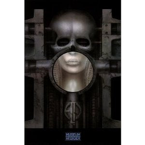 Elp.1973.Museum HR Giger Posters