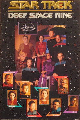 Deep Space Nine Posters