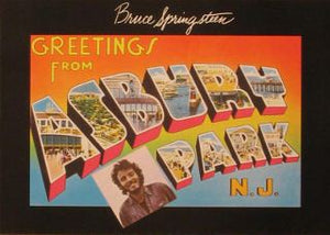 Greetings from Asbury Park Posters