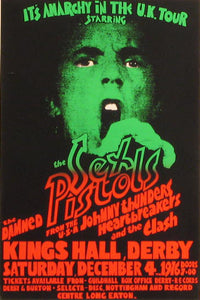 Promo Tour Poster - Org. Concert Poster. Its Anarchy in the UK.4.12.1976 Posters