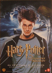 And the Prisoner of Azkaban; Daniel Radcliffe, Emma Watson, Rupert Grint Posters