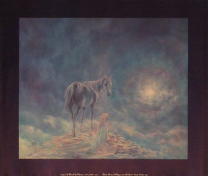 The Horse of the Sjaman - La Cheval Du Chaman Posters