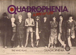 1979. The Who- Phil Daniels, Leslie Ash, Philip Davis, Mark Wingett, Sting, Ray Winstone Posters
