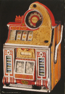 Slot Machine Posters