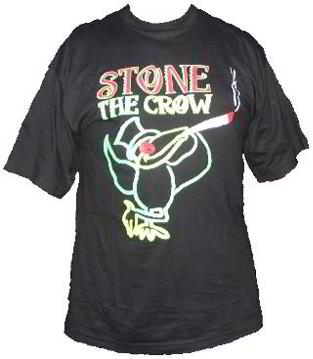 Stone the Crow T-shirts