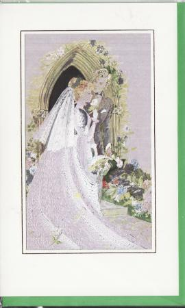 DUFEX - Bride and Groom Wish Cards