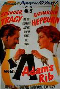 Spencer Tracy, Katharine Hepburn, Judy Holliday, Tom Ewell, David Wayne, Jean Hagen. Posters