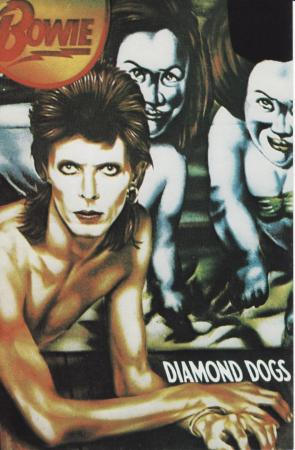 Diamond Dogs Post Cards