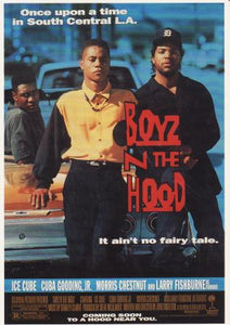 Ice Cube Photo Poster