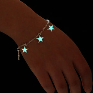 Star Charms Cute Arm Bracelets Girl 2019