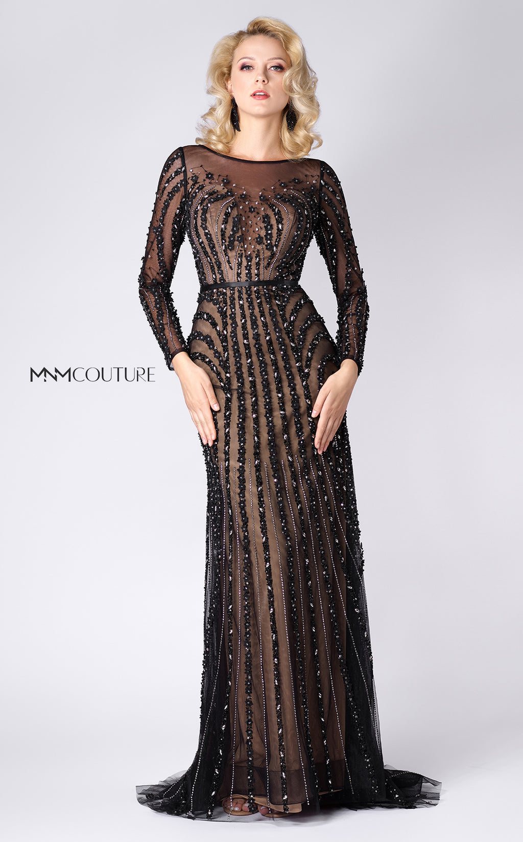 MNM Couture 10836 Evening Gown - CYC Boutique