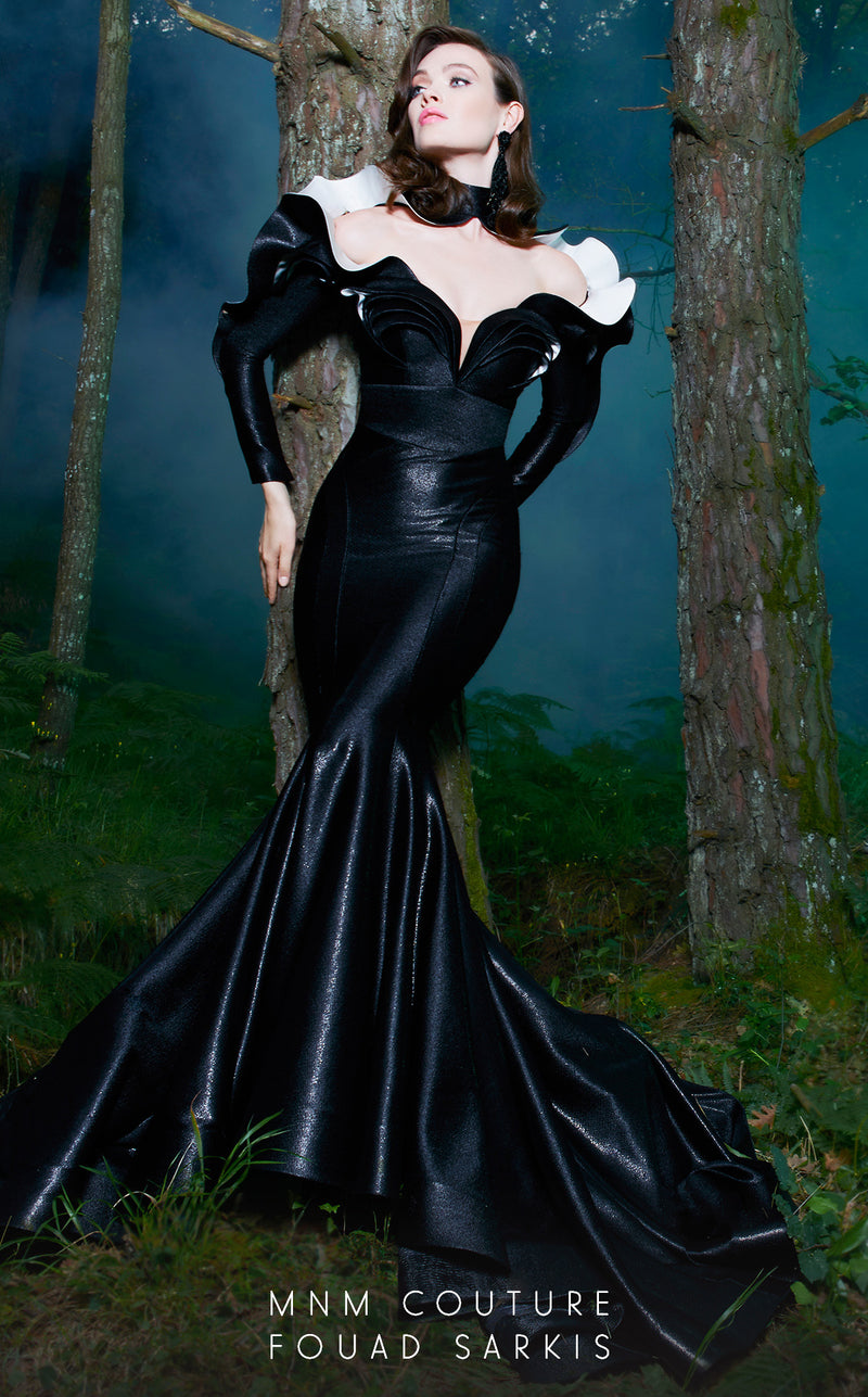 MNM Couture 2485 Evening Gown - CYC Boutique