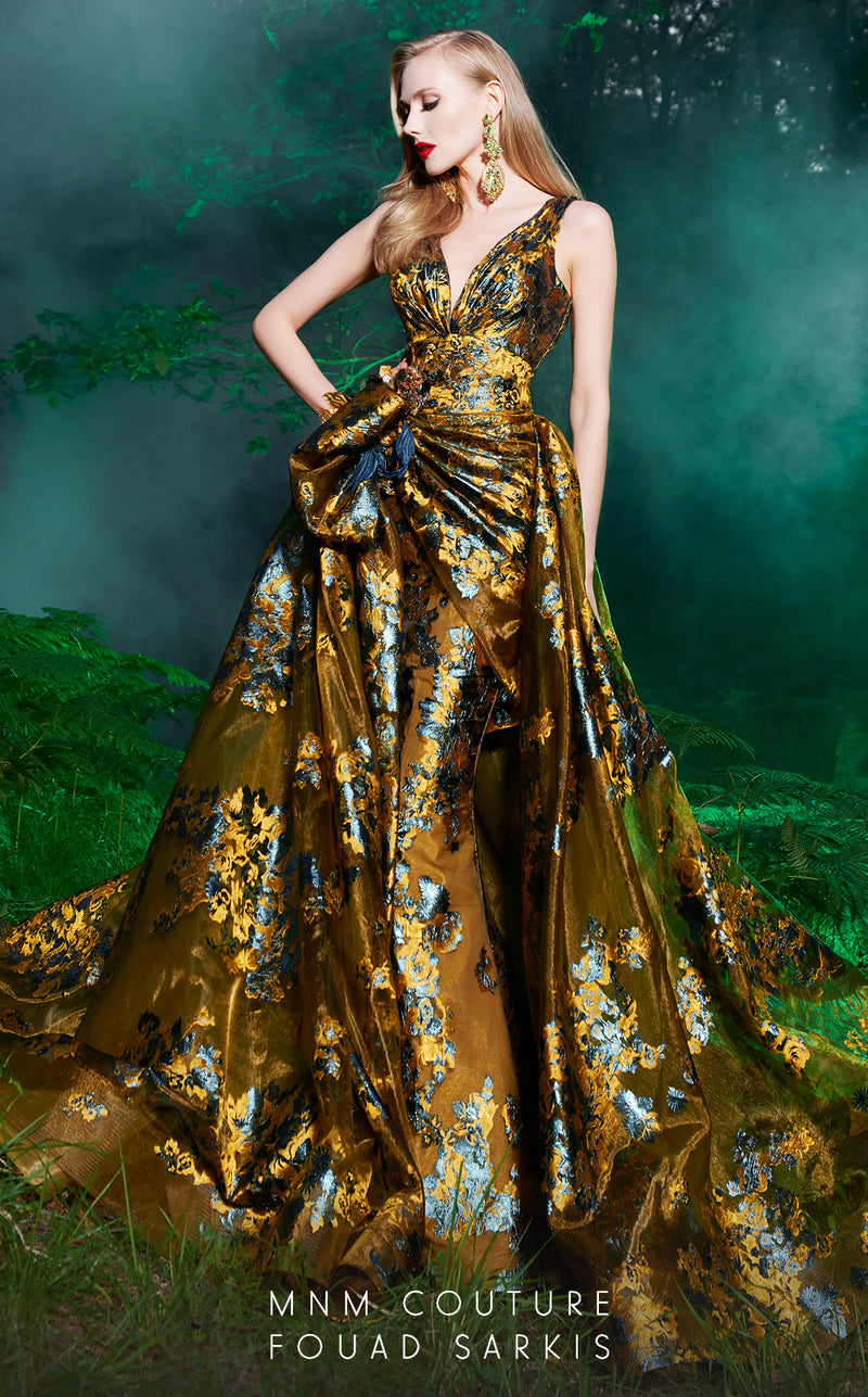 MNM Couture 2497 Evening Gown - CYC Boutique