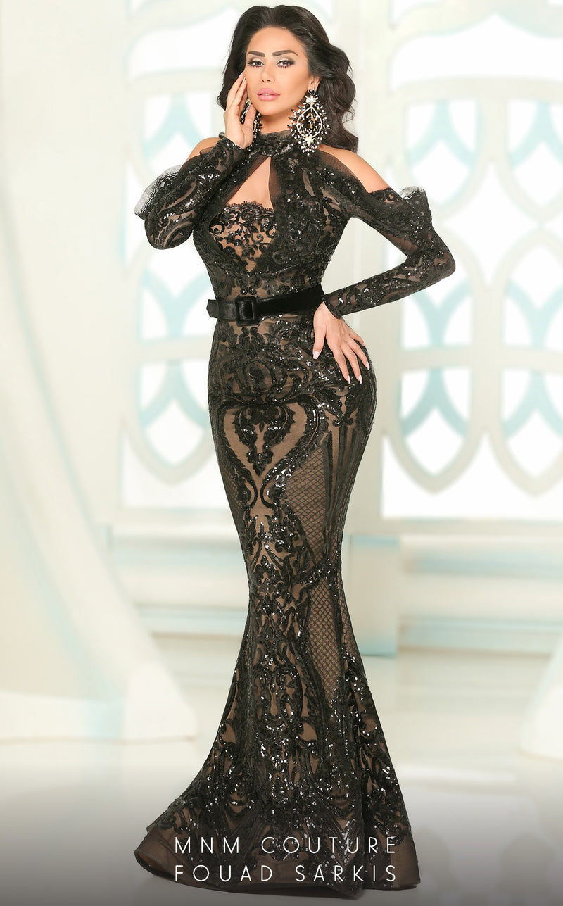 MNM Couture 2514 Evening Gown - CYC Boutique