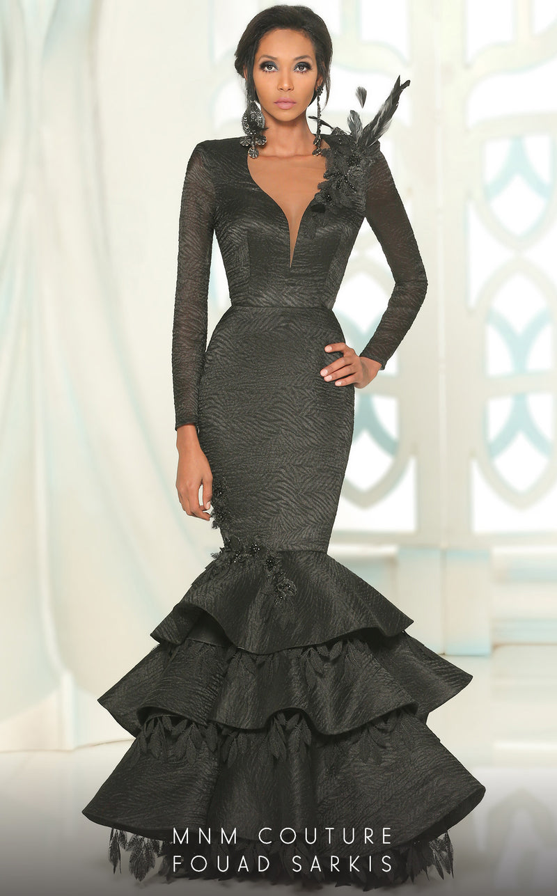 MNM Couture 2515 Evening Gown - CYC Boutique