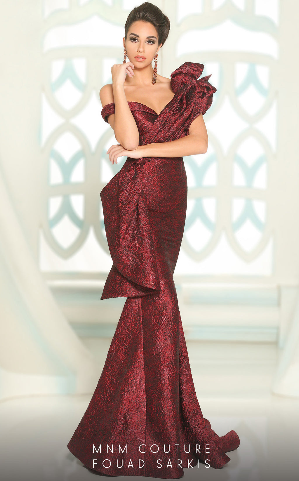 MNM Couture 2519 Evening Gown