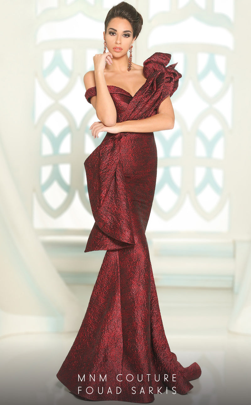 MNM Couture 2519 Evening Gown - CYC Boutique