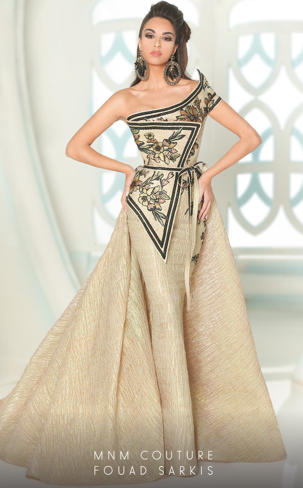 MNM Couture 2530 Evening Gown - CYC Boutique