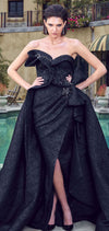 MNM Couture Fouad Sarkis 2466 Evening Dress - CYC Boutique