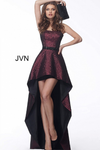 JOVANI JVN62589 Strapless High Low Evening Dress - CYC Boutique