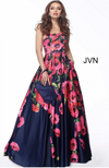 JOVANI JVN67128 Printed Ball Gown