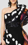 MNM Couture 2381 Fouad Sarkis Butterfly Inspired Gown - CYC Boutique