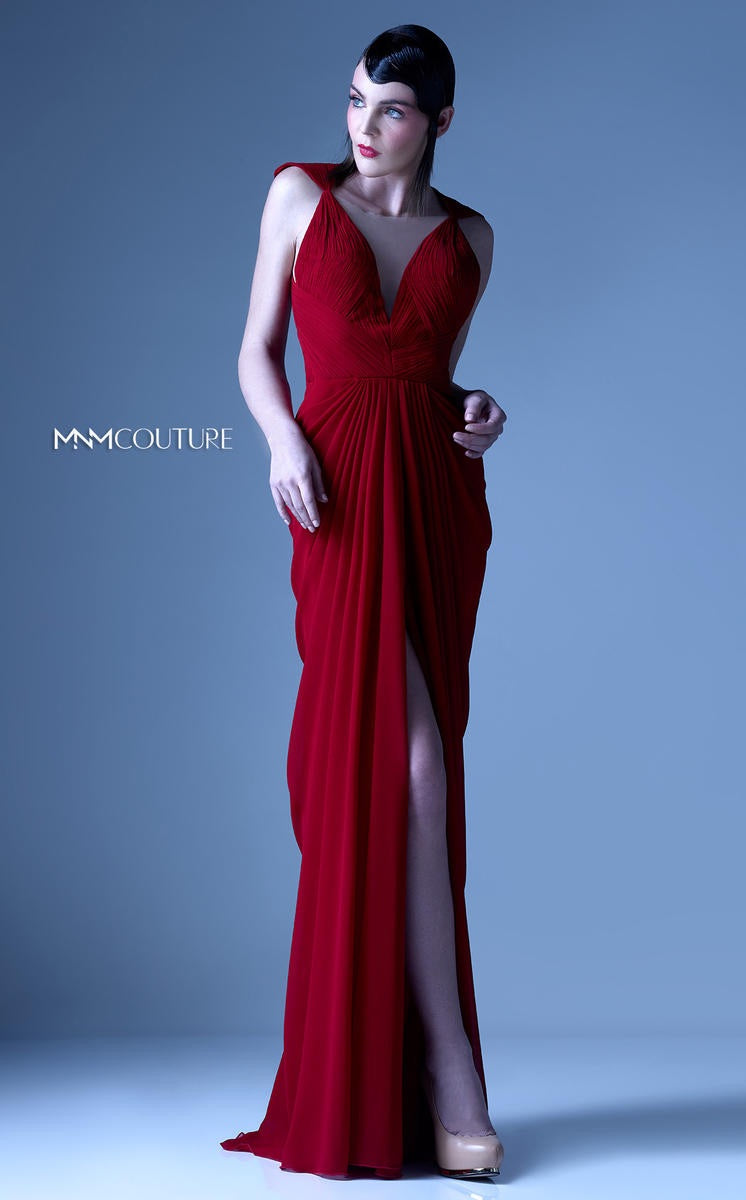 MNM Couture G019 Evening Dress - CYC Boutique