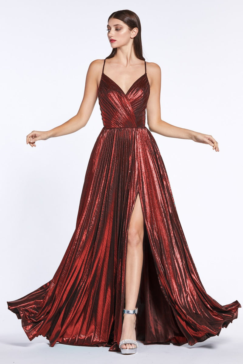 Cinderella Divine CJ531 Evening Dress - CYC Boutique