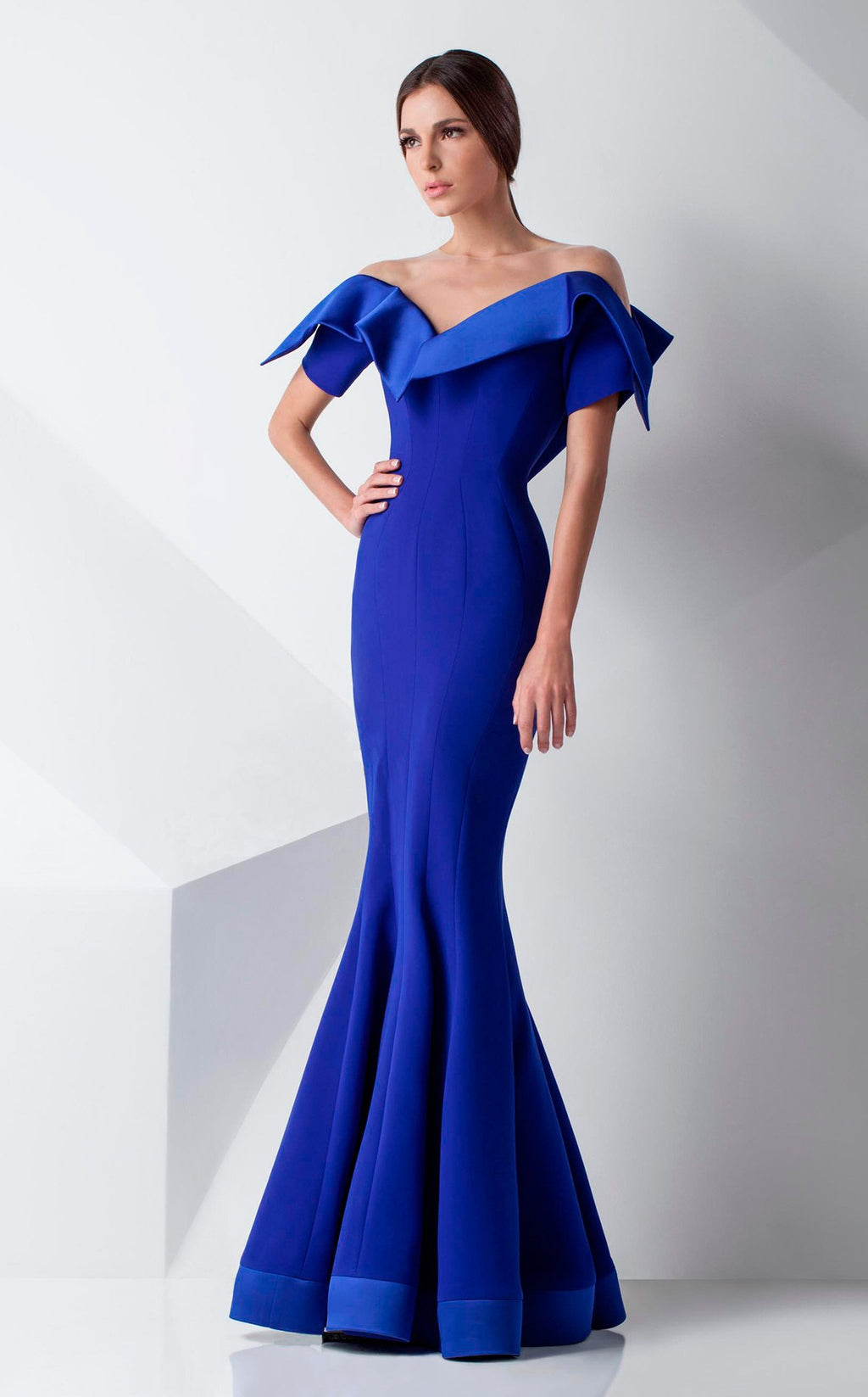 MNM Couture G0782 Mermaid Evening Dress - CYC Boutique