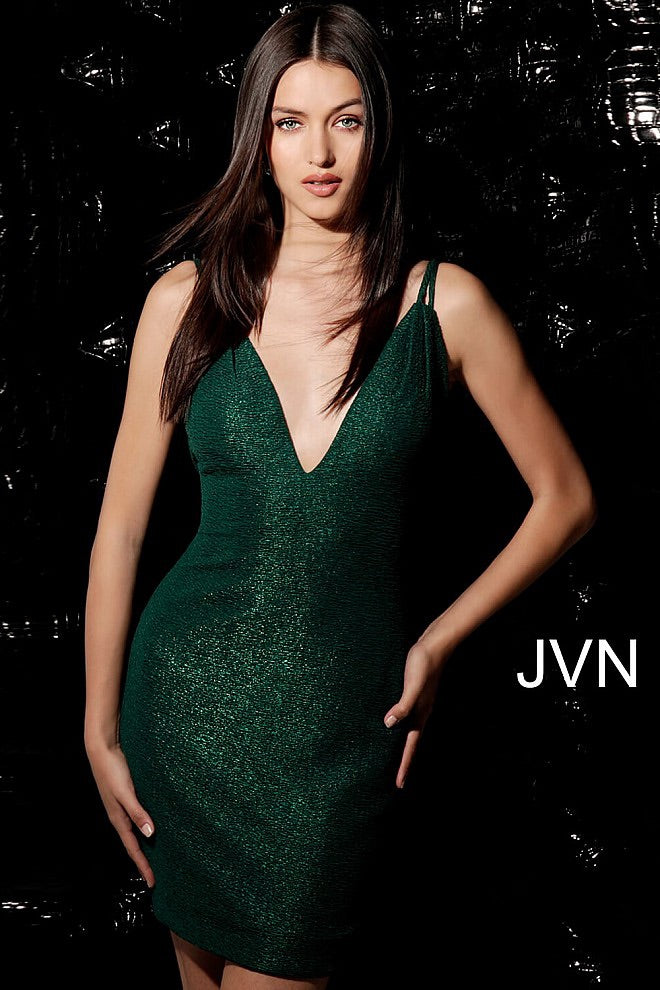JOVANI JVN63955 Cocktail Dress - CYC Boutique