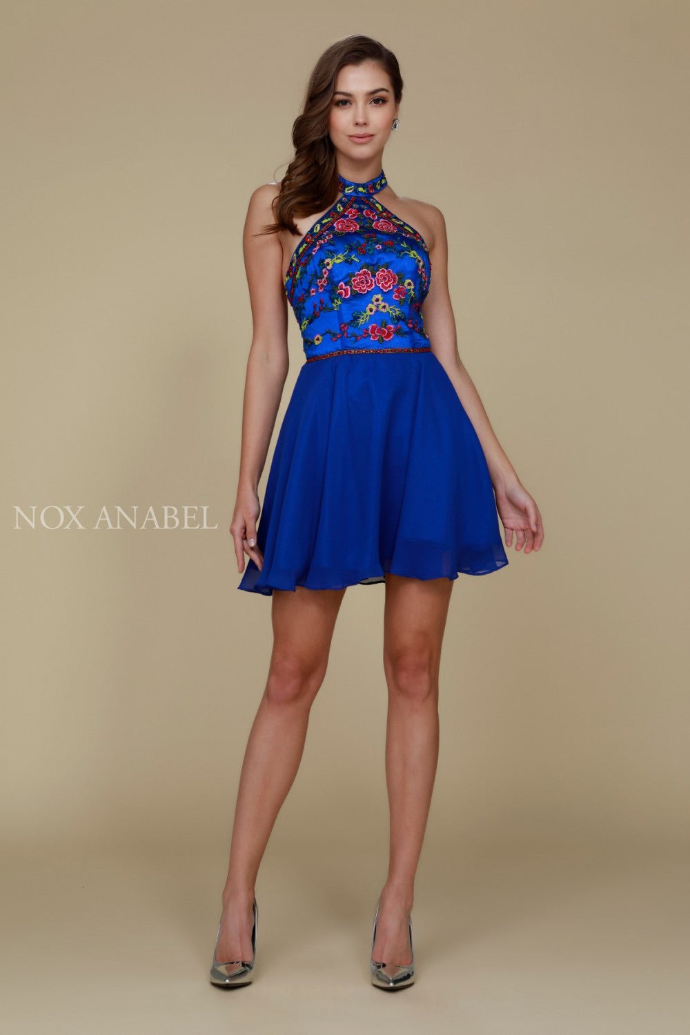 Nox Anabel 6235 Party Dress