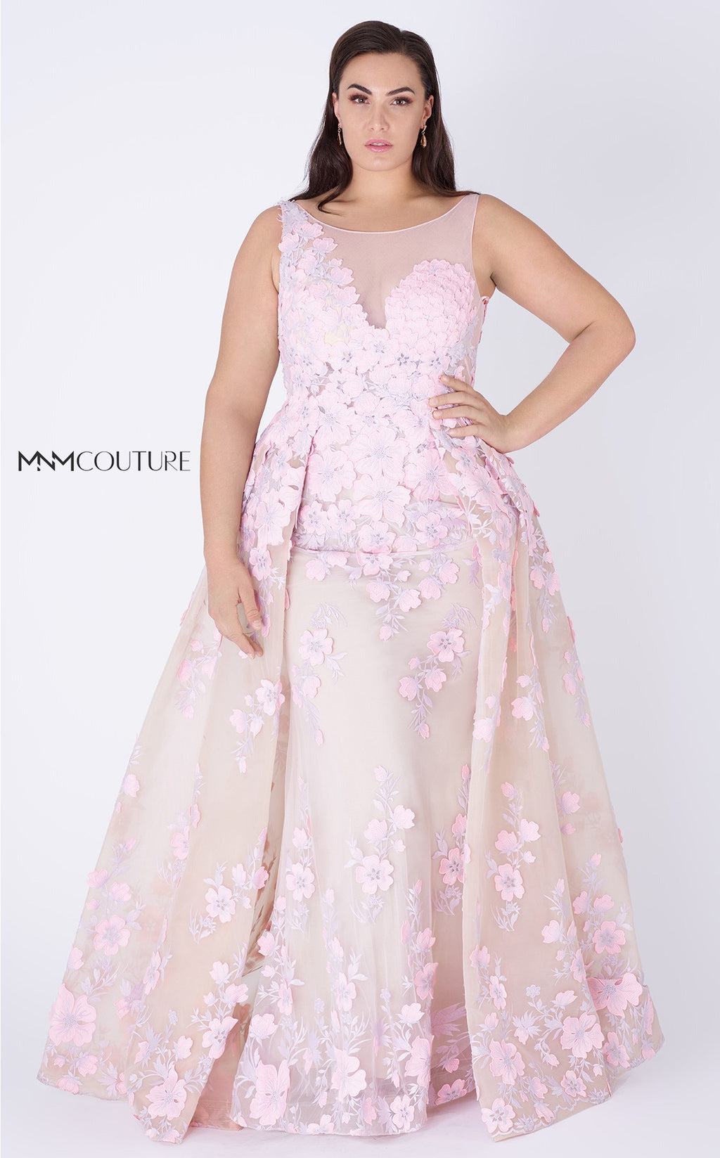 MNM Couture K3558 A-Line Evening Dress - CYC Boutique