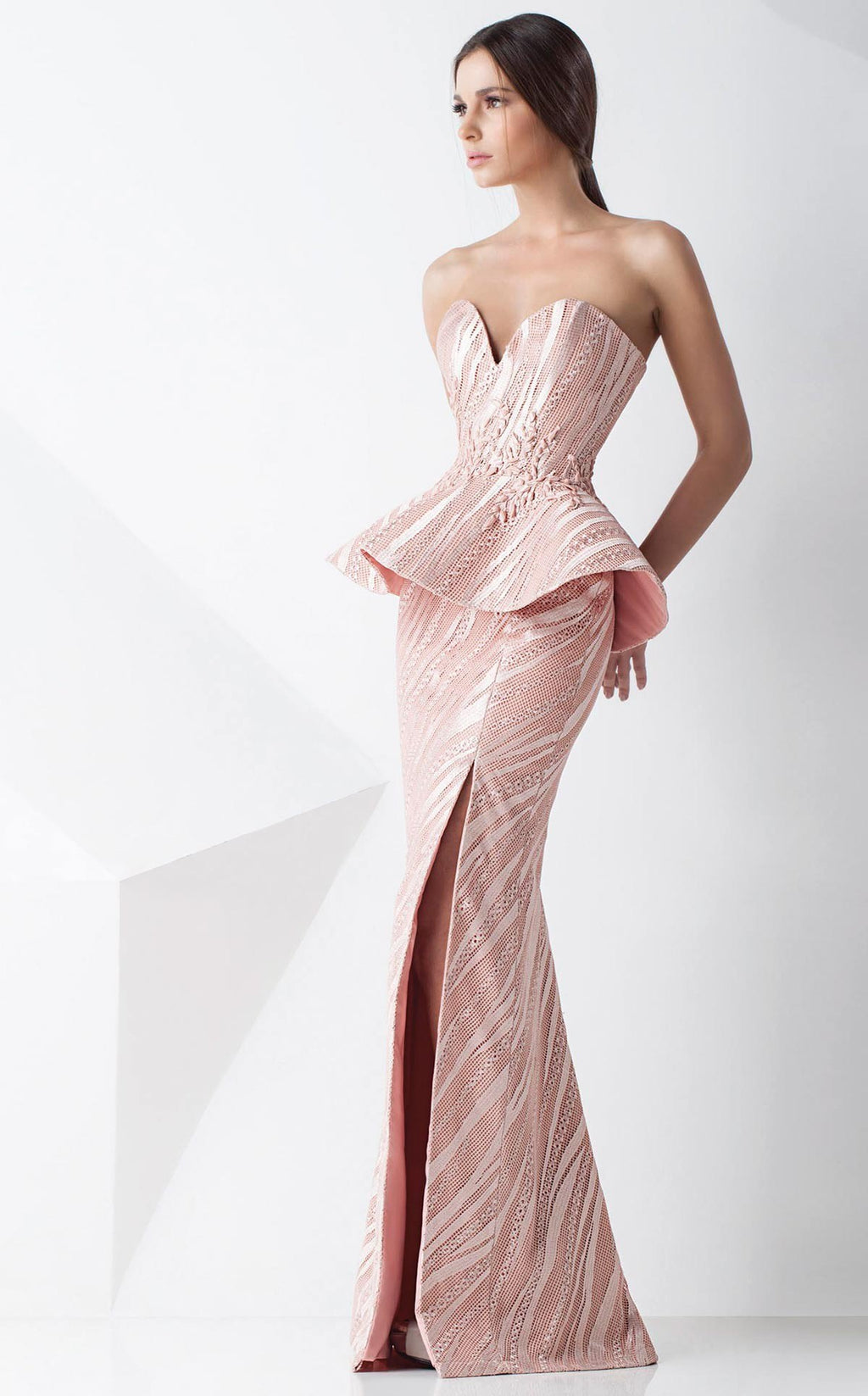MNM Couture G0773 Evening Dress - CYC Boutique