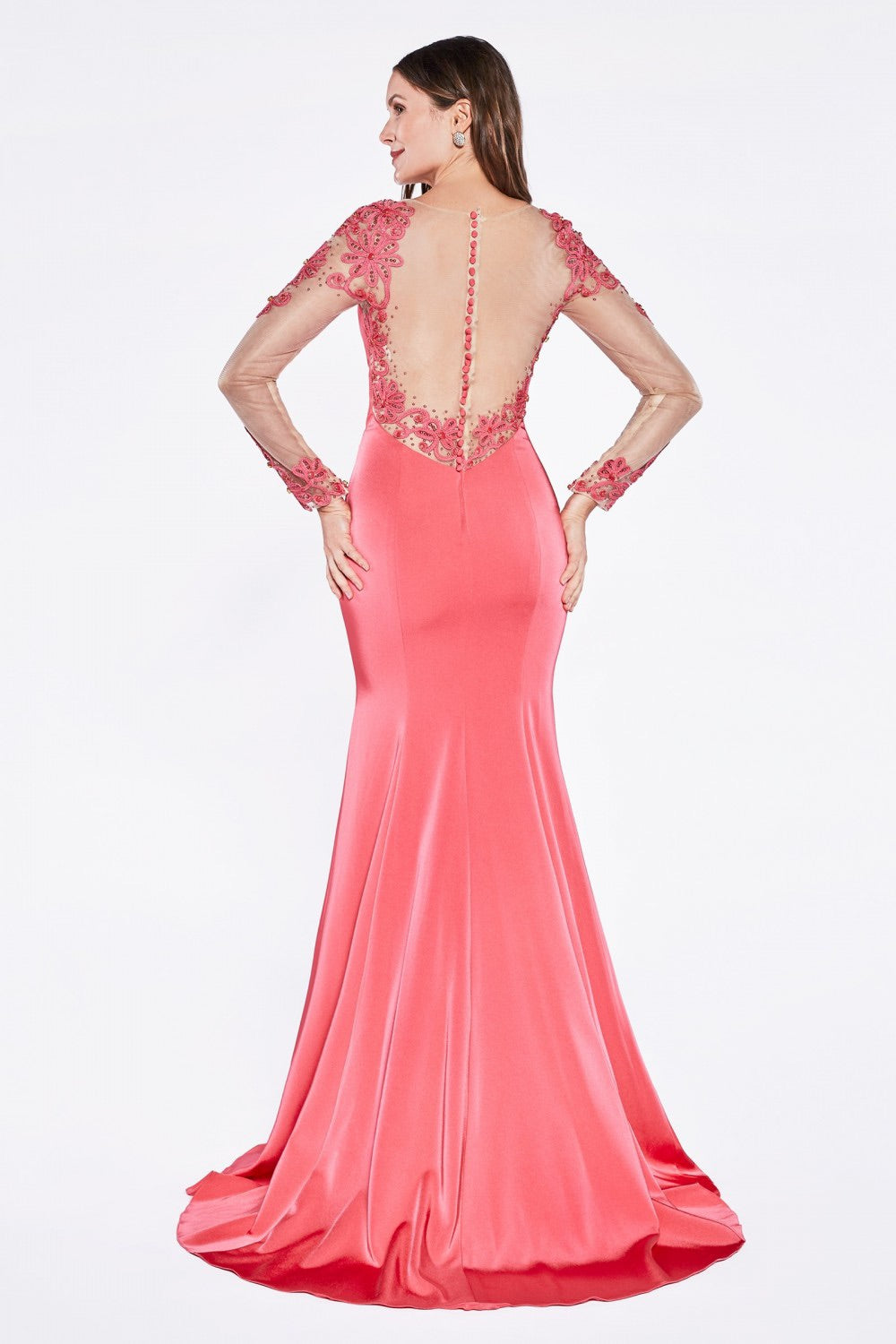 Cinderella Divine KD038 Evening Dress - CYC Boutique