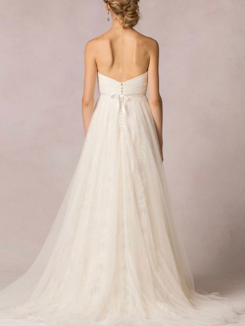 "Jenny Yoo ""Evelyn"" Wedding Gown, Size 12 - CYC Boutique"