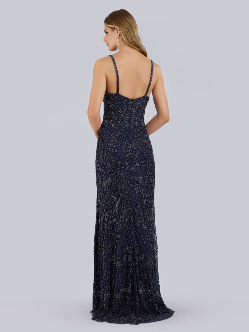 Lara Dresses 29807 Beaded Gown - CYC Boutique