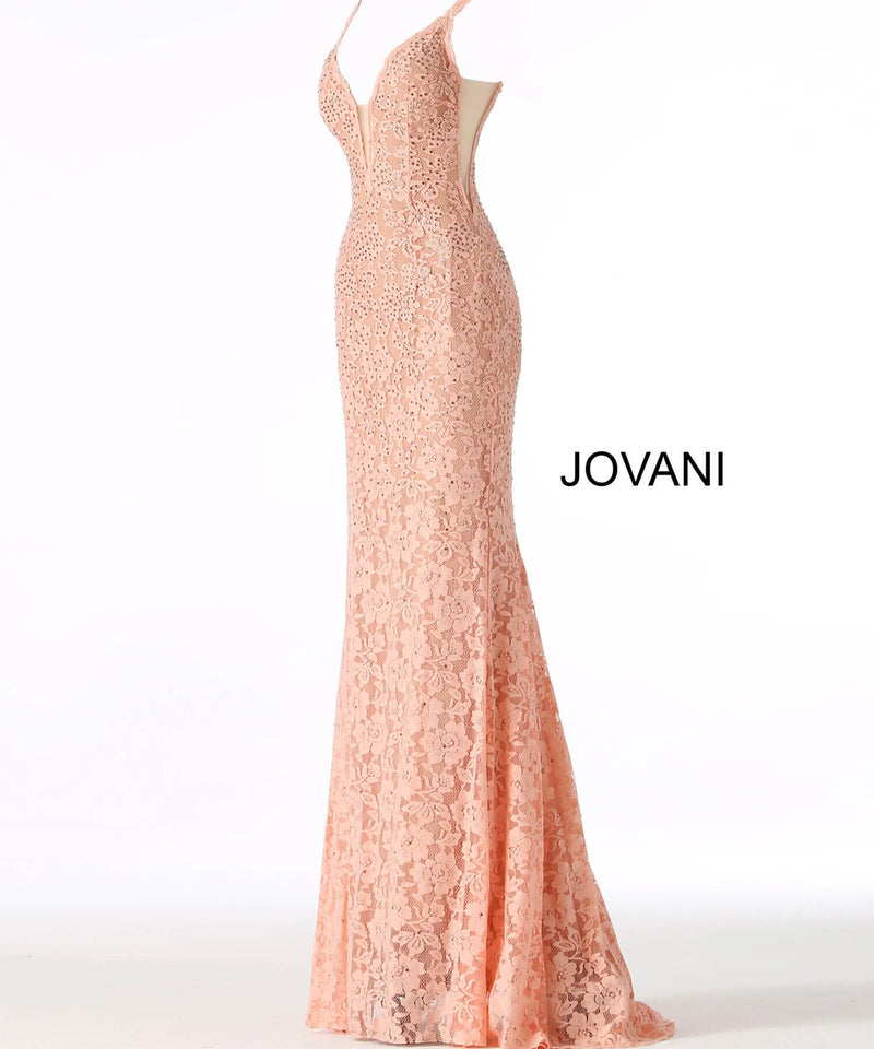 JOVANI Fitted Lace Dress 48994 - CYC Boutique