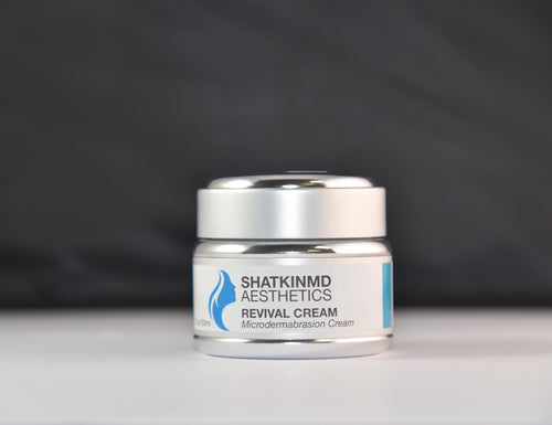Revival - Micrdermabrasion Cream