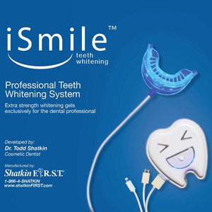 iSmile Teeth Whitening Take-Home Kit
