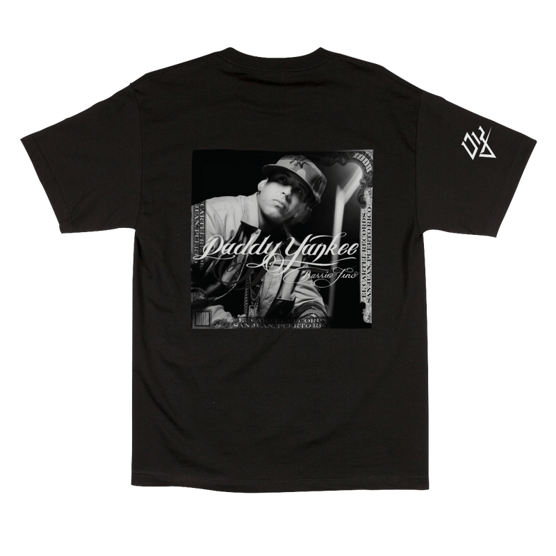 Barrio Fino Photo Tee Black