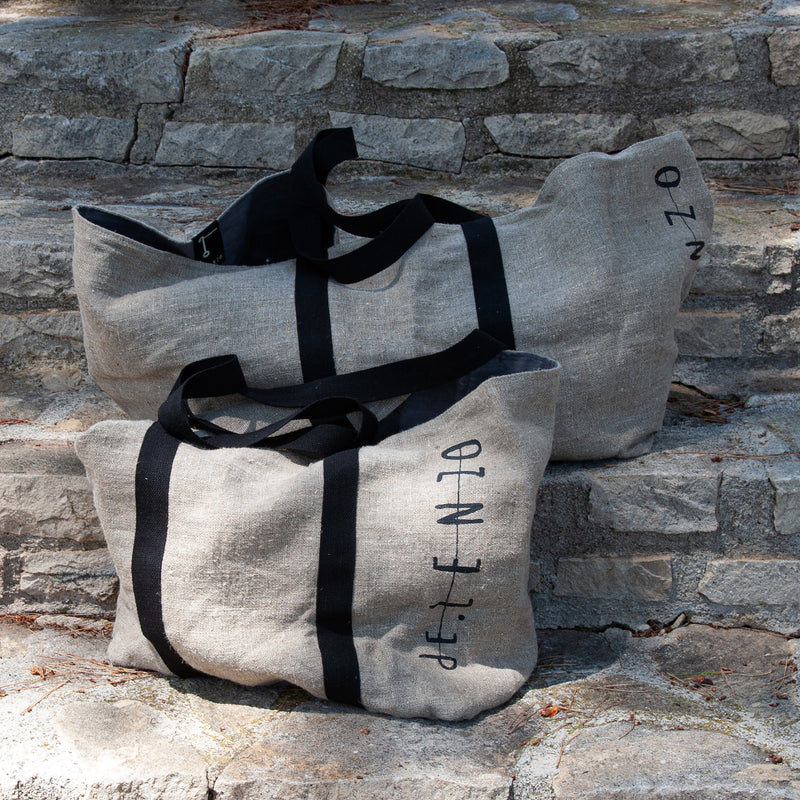 Shopper bag L- NATURAL