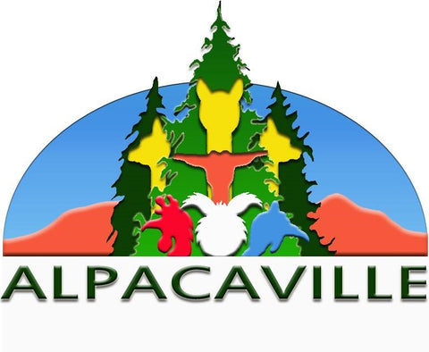 Logo for Alpacaville of Phillips, Maine