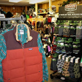 Alpine Shop of Rangeley men's clothing