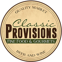 Logo of Classic Provisions, Rangeley, Maine