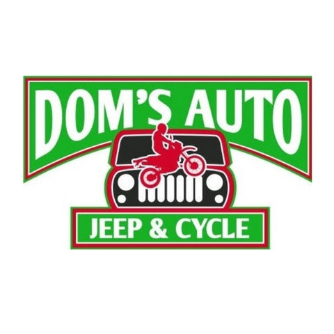 DOM'S AUTO Jeep & Cycle