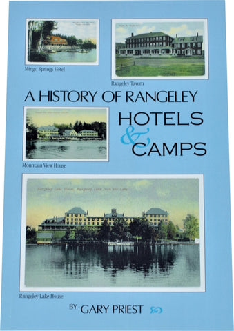 History of Rangeley Hotels & Camps - front cover